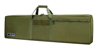 EVOLUTION GEAR 50IN DOUBLE RIFLE BAG OLIVE DRAB