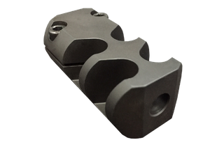 GRIZZLY BRAKE TACTICAL SQUARE M18x1P BLUED