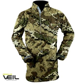 HUNTERS ELEMENT RUGGED BUSH COAT VEIL