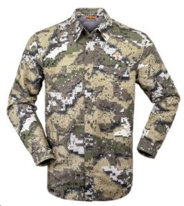 HUNTERS ELEMENT FORGE SHIRT DESOLVE VIEL