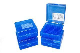 BERRYS 222 AMMO BOX 100RNDS