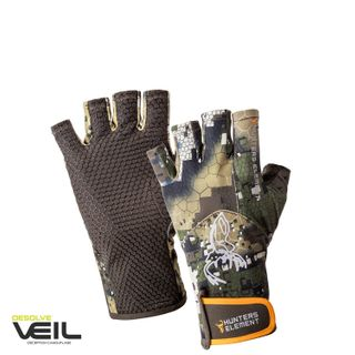 HUNTERS ELEMENT CRUX FINGERLESS GLOVES DESOLVE VEIL