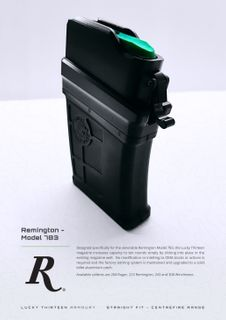 LUCKY 13 10 SHOT MAGAZINE TO SUIT REM 7600 308/243