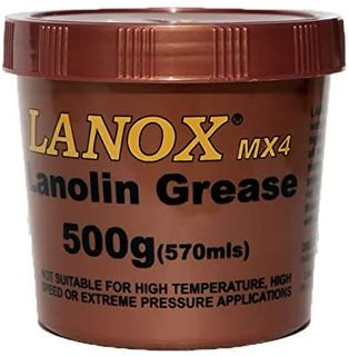 LANOX MX4 LANOLIN GREASE
