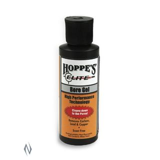 HOPPES ELITE BORE GEL SOLVENT 4OZ