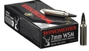 WINCHESTER SUPREME 7MM WSM 160GR FAIL SAFE 20PKT