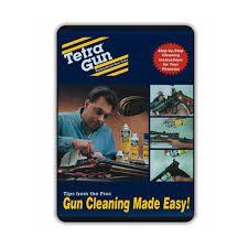 TETRA GUN CLEANING DVD