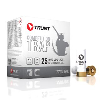 TRUST TRAP WHITE LINE 1200FPS 12GA 28GM 7.5 25PKT