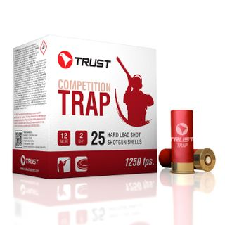 TRUST TRAP RED LINE 1250FPS 12GA 28GA 7.5 25PKT