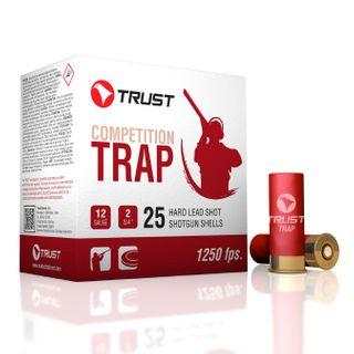 TRUST TRAP RED LINE 1250FPS 12GA 28GA 7.5 25PKT