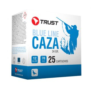 TRUST CAZA FIELD 1330FPS 12GA 34GM 4 25PKT
