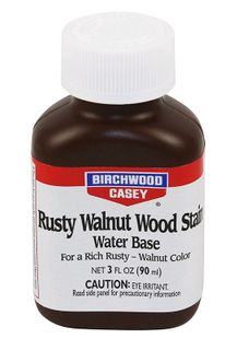BIRCHWOOD CASEY RUSTY WALNUT WOOD STAIN 3OZ
