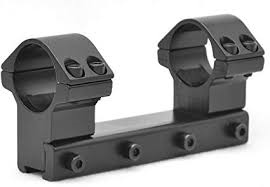 AIR GUN ONE PIECE MOUNTS 1INCH