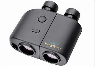 LEUPOLD WIND RIVER RB800 RANGEFINDER BINO 8X32MM