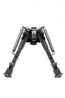HYSKOR 6-9IN CARBON FIBRE SWIVELED BIPOD