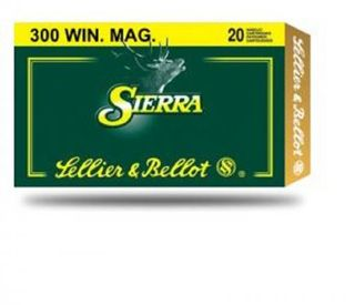 SELLIER AND BELLOT 300WINMAG 200GR SBT 20PKT