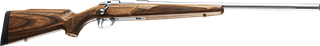 SAKO 85 VARMINT WOOD STAINLESS 6.5CREEDMOORE NO SIGHTS