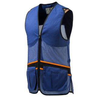BERETTA FULL MESH VEST BLUE SMALL