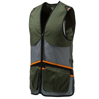 BERETTA FULL MESH VEST DARK OLIVE SMALL