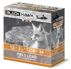 BLACKHAWK #2 34GR 12GA FIELD LOAD 25 PKT