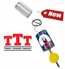 BOOM TINNY TOSSER TARGET CAN LAUNCHER