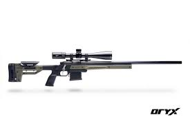 ORYX HOWA MINI ACTION BLACK CHASSIS