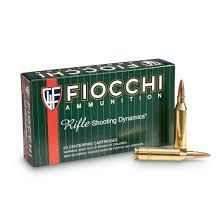 FIOCCHI SHOOTING DYNAMICS 243WIN 70 GR PSP