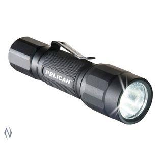 PELICAN TORCH 2350 LED BLACK 178 LUM 1XAA