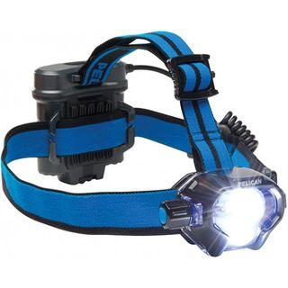 PELICAN HEADLAMP 2780 LED BLACK 430 LUM 4XAA