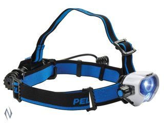 PELICAN HEADLAMP 2780 LED BLACK 558 LUM RECHARGEABLE
