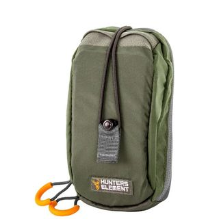 HUNTERS ELEMENT LATITUDE GPS POUCH FOREST GREEN