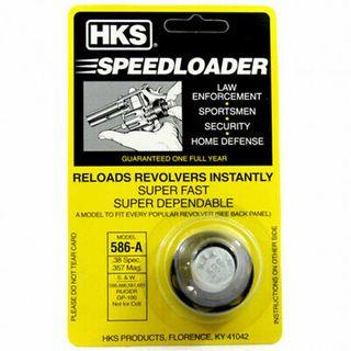 HKS 586-A SPEEDLOADER