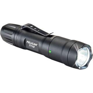 PELICAN TORCH 7110 LED BLACK 445 LUM 1 X CR123/ 1 X AA