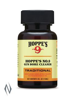 HOPPES NO9 BORE SOLVENT 5OZ