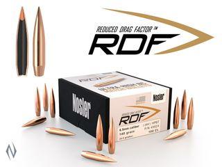 NOSLER RDF 6.5MM 140GR HPBT 100PK