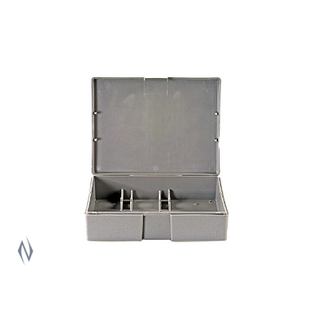 RCBS DIESTORAGE BOX GRAY