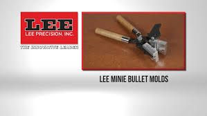 LEE 540 54CAL OVERSIZED 415GR IMPROVED MINNIE TRADITIONAL