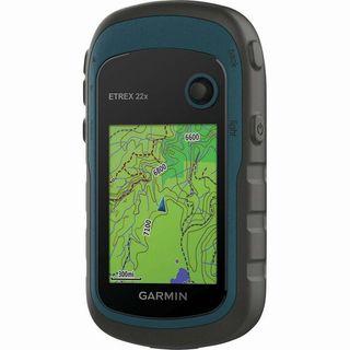 GARMIN ETREX 22X HANDHELD GPS TOPOACTIVE MAP