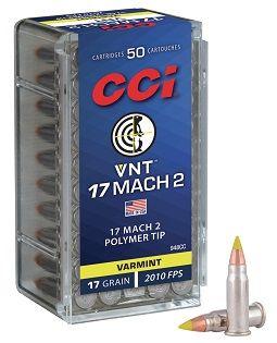 CCI 17 MACH2 VARMINT 17GR (50)