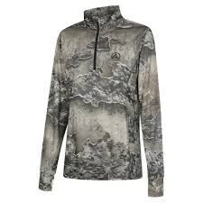 RIDGELINE MENS MICRO LITE ZIP TOP