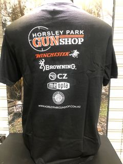 HPGS AND WINCHESTER TEE SHIRT