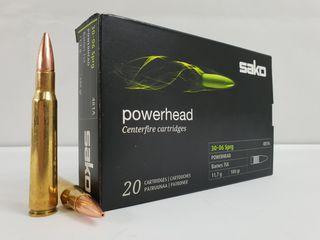 SAKO POWER HEAD 2 180GR 30-06 20PKT