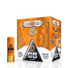 GB EXPRESS 34G 4 12GA 25PK
