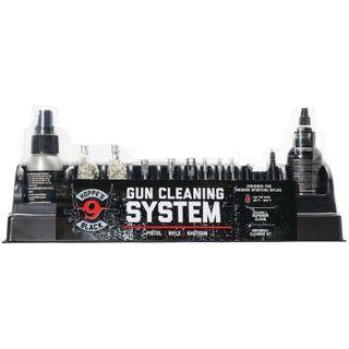 HOPPES BLACK UNIVERSAL GUN CLEANING KIT