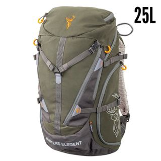 HUNTERS ELEMENT CANYON PACK FOREST GREEN
