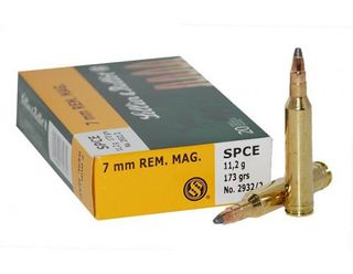 SELLIER AND BELLOT 7MM REM. MAG 140GR SP