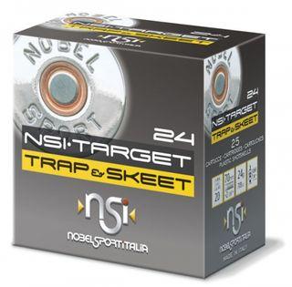 NSI TARGET TRAP AND SKEET 20GA 24GM 1322FPS 9.5 25PK