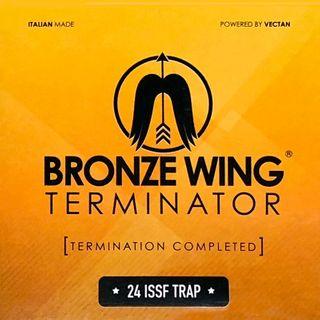 BRONZE WING TERMINATOR ISSF SKEET 24GM 9 1350FPS 25PK