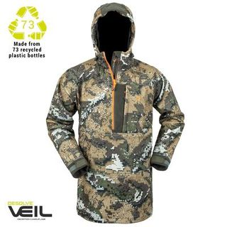 HUNTERS ELEMENT SENTRY BUSH COAT DESOLVE VEIL