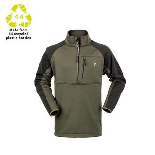 HUNTERS ELEMENT ZENITH TOP FOREST GREEN
